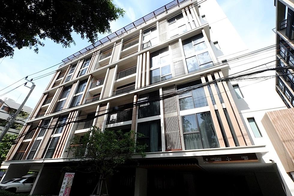 近 Central Embassy 的 Service Apartment - Arcadia Suites Ploenchit Bangkok by Compass Hospitality