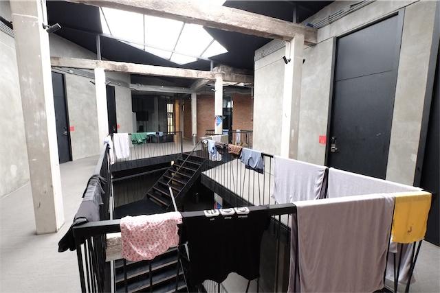 一千銖左右住在Silom區附近的工廠feel hostel - Thrive The Hostel - Patpong by The Belle