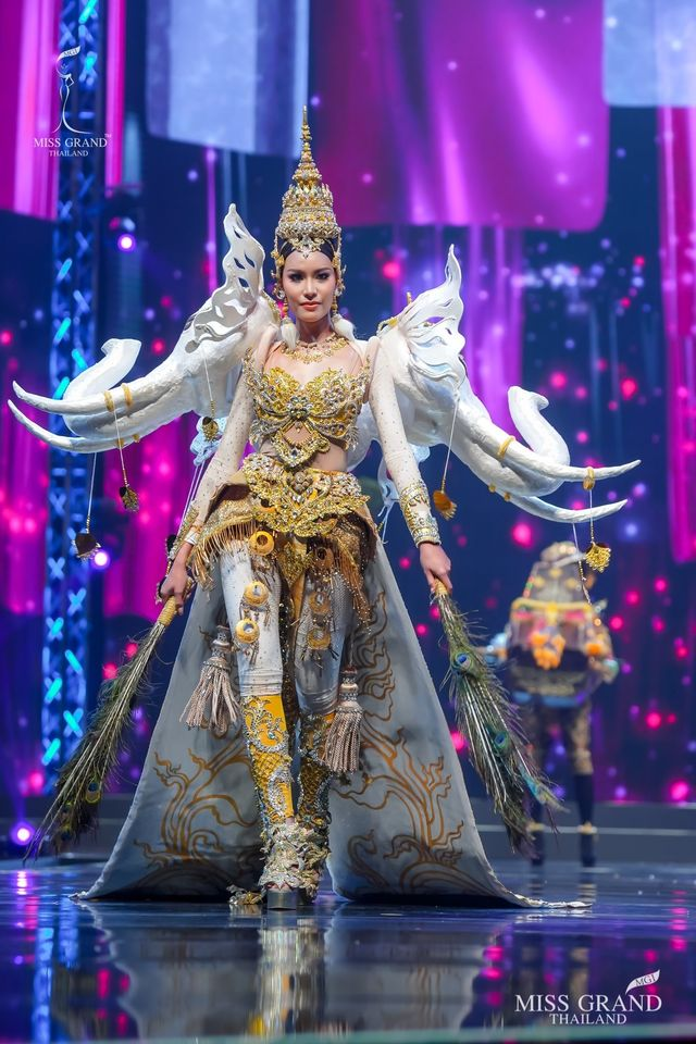 Miss Grand Thailand 泰國小姐選美大賽冠軍出爐,奇裝異服超神奇,絕對Amazing! - 泰友營- Thailandfans.com 全港No.1泰國旅遊網站| 泰國自由行| Thailand Travel Guide